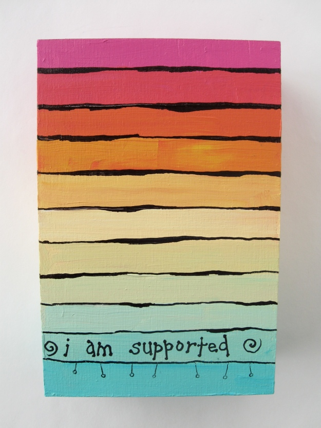 I am Supported